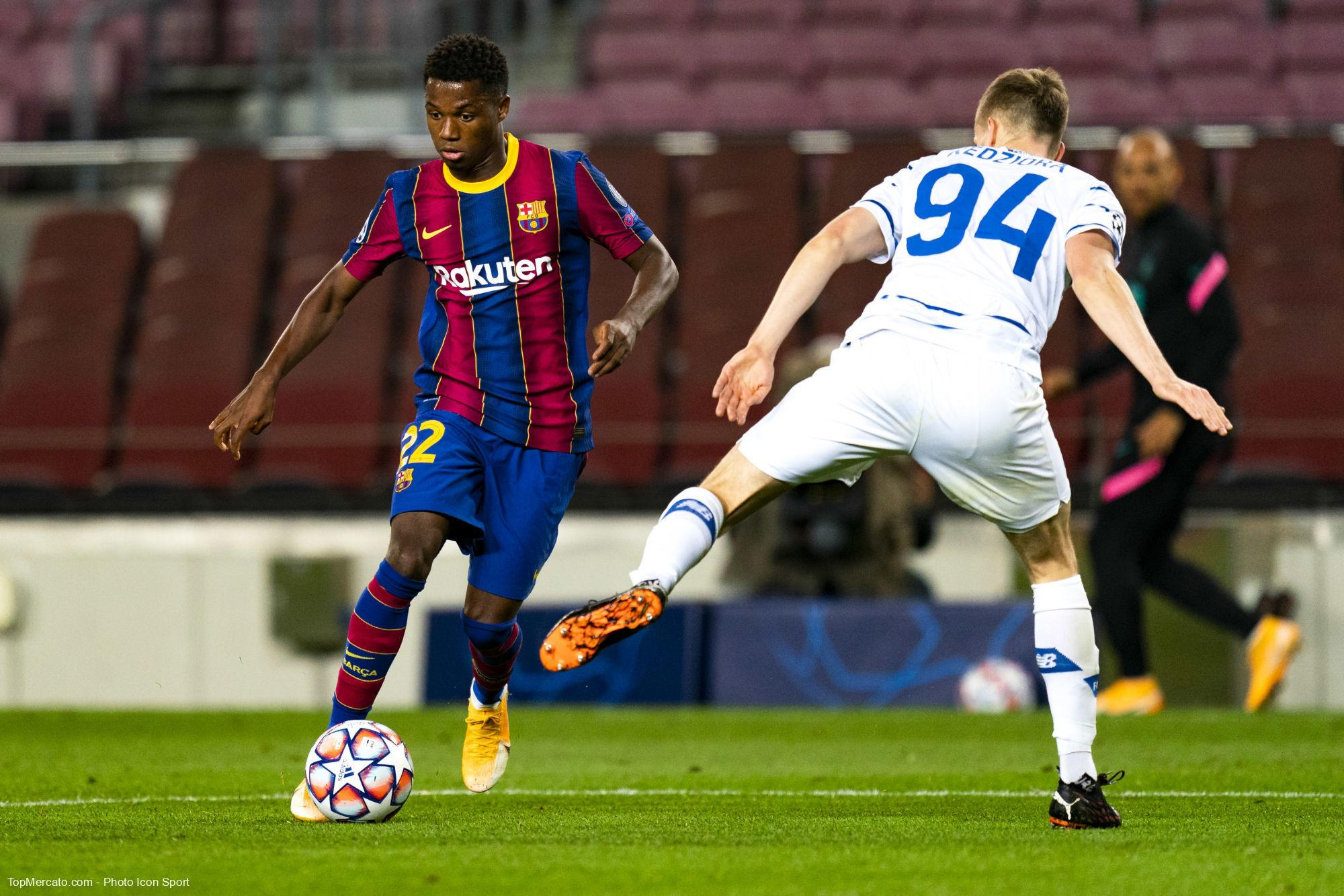 FC Barcelona – Dynamo Kiev: probable lines, channel and time of the match