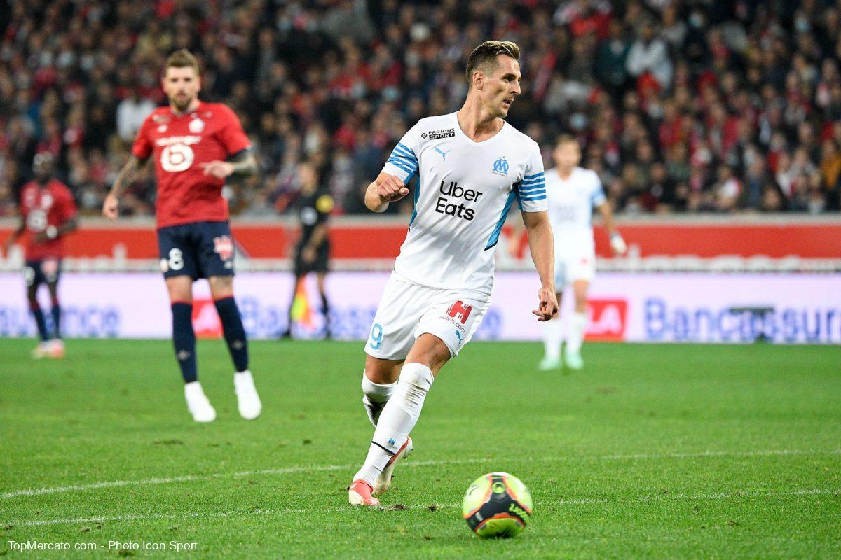 Arek Milik, om Olympique de Marseille Lille LOSC