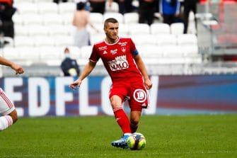 Brendan Chardonnet, Stade Brestois 29