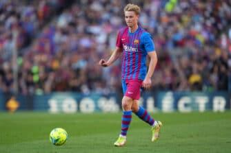 Frenkie de Jong, Barça, FC Barcelone