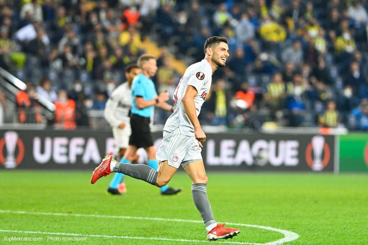 Georgios Masouras, Olympiakos