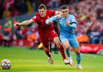 James Milner, Phil Foden, Liverpool, Manchester City