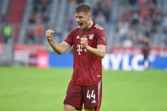 Josip Stanisic, Bayern Munich