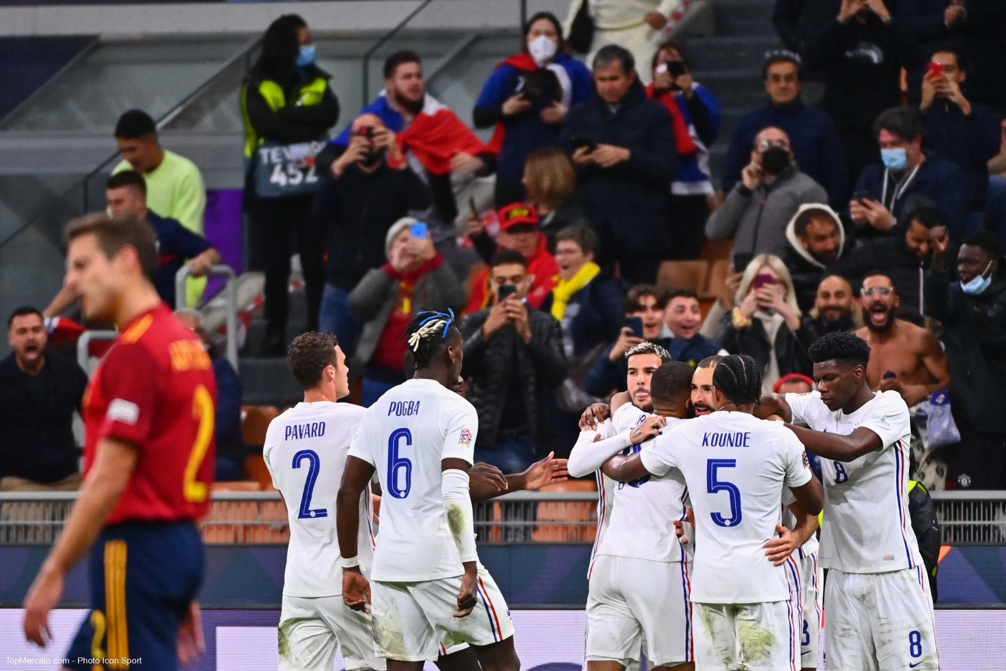 Ligue des Nations : la France sacrée en finale contre l'Espagne thumbnail
