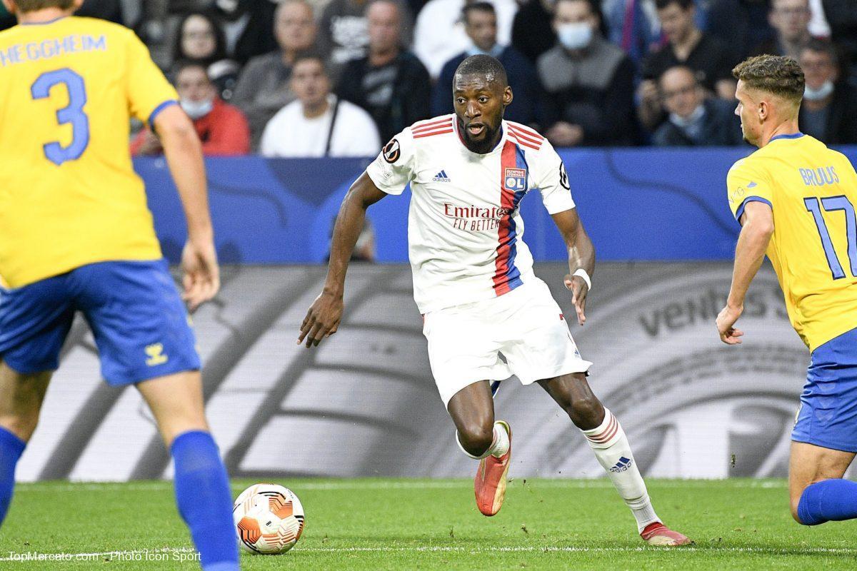 Karl Toko-Ekambi, match OL Olympique Lyonnais - Brondby