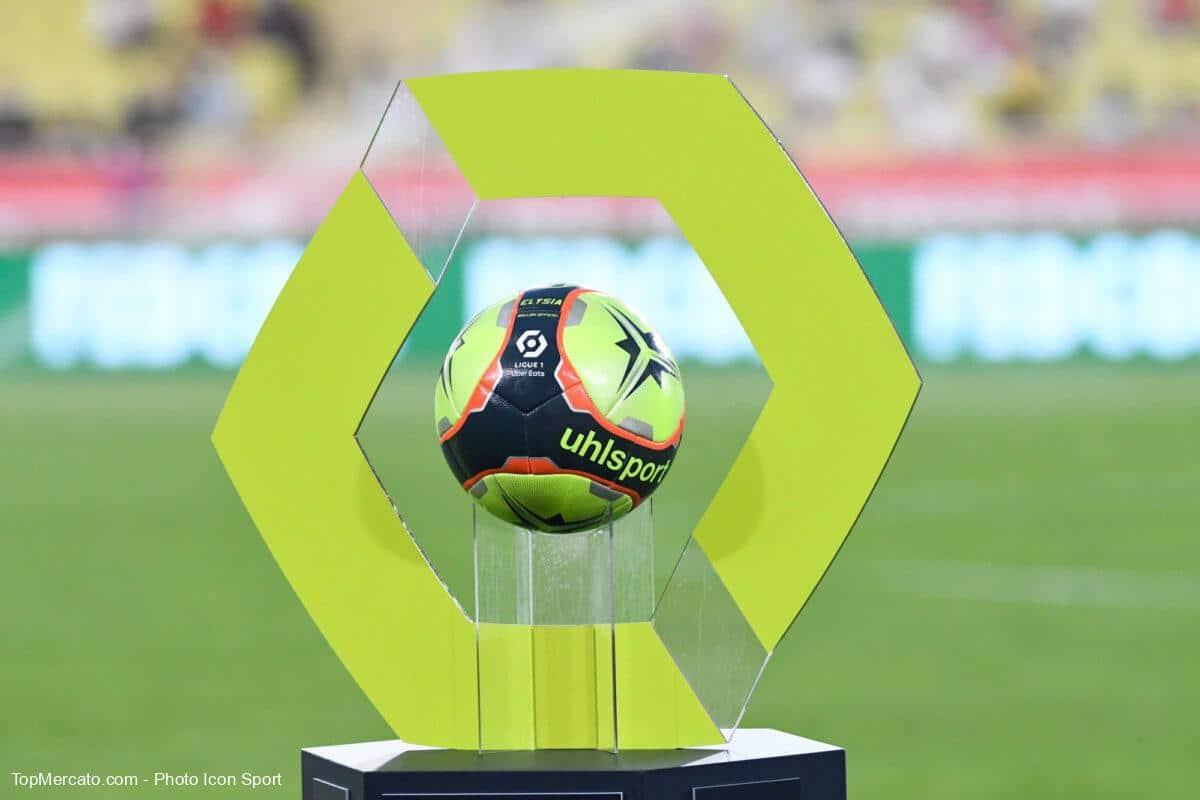 Ligue 1, LFP, logo illustration