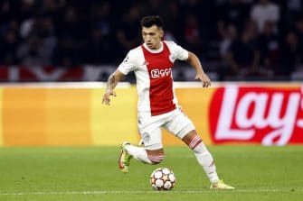 Lisandro Martinez, Ajax Amsterdam