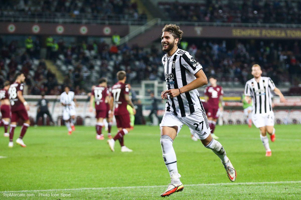 Manuel Locatelli, match Torino-Juventus Turin