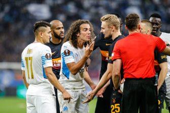 Mattéo Guendouzi, match OM Olympique de Marseille Galatasaray