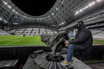 OM Olympique de Marseille Vélodrome, télévision