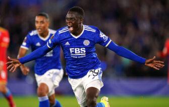 Patson Daka, Leicester City