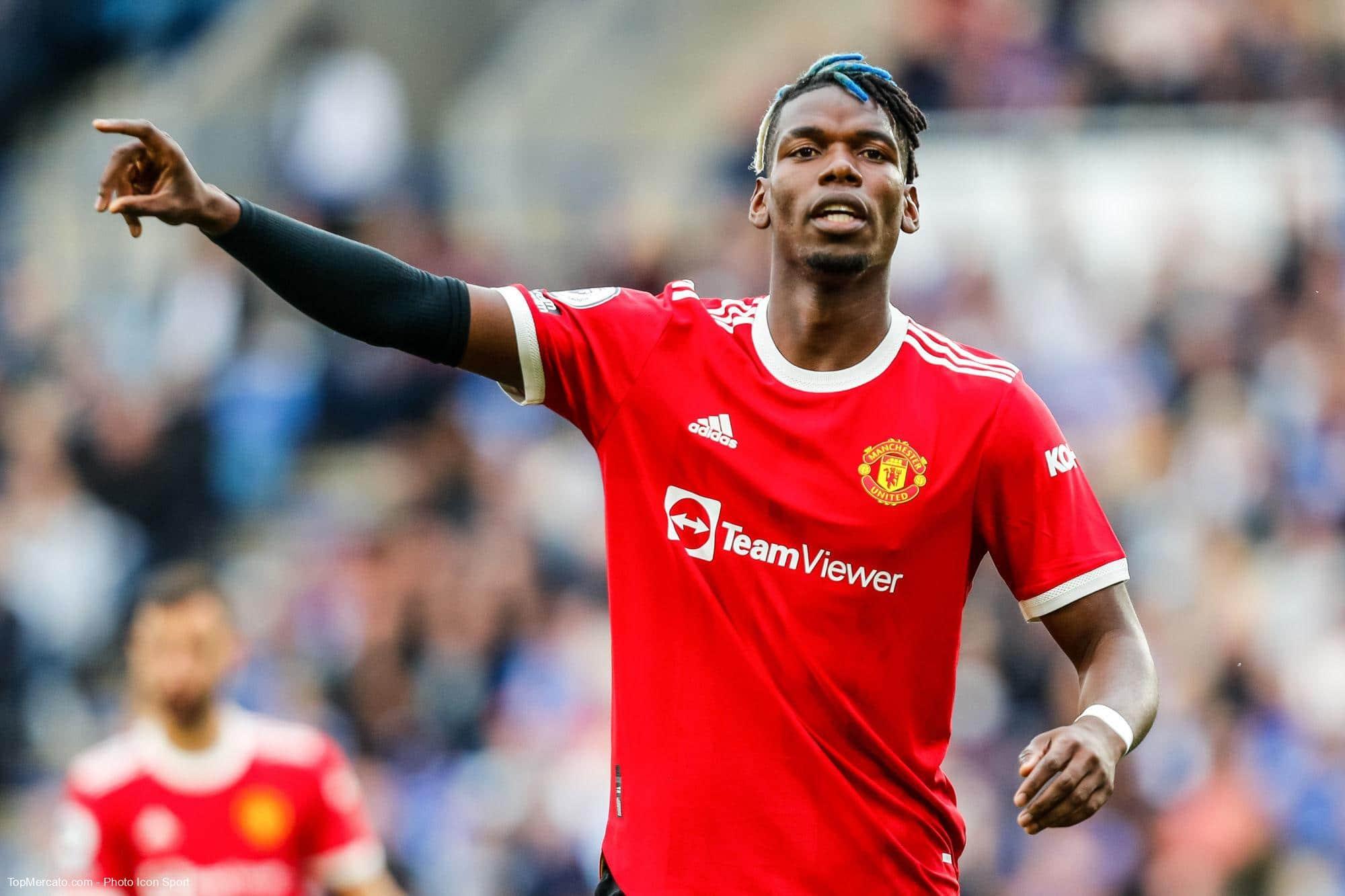 Man Utd : le rappeur Booba allume Pogba