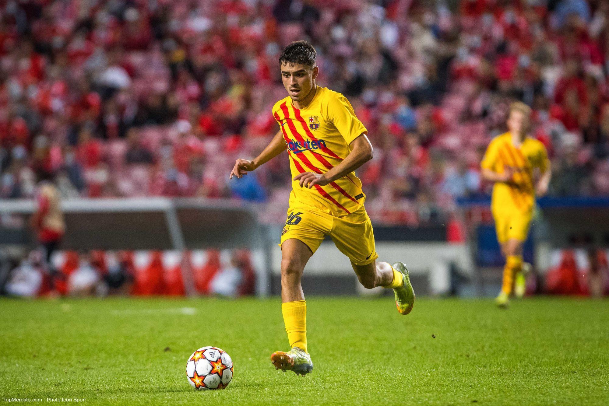 Barça : la réaction de Koeman à la prolongation de Pedri