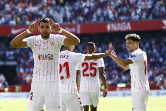Rafa Mir, FC Séville
