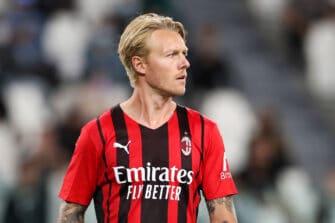 Simon Kjaer, Milan AC