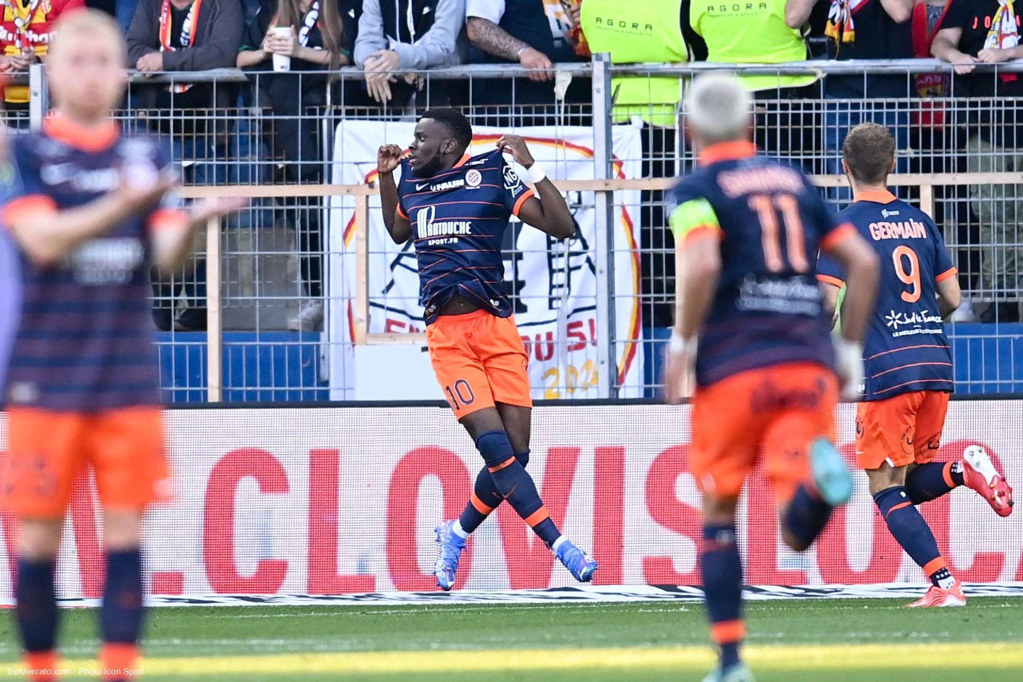 Ligue 1 : Montpellier a joué un mauvais tour à Lens