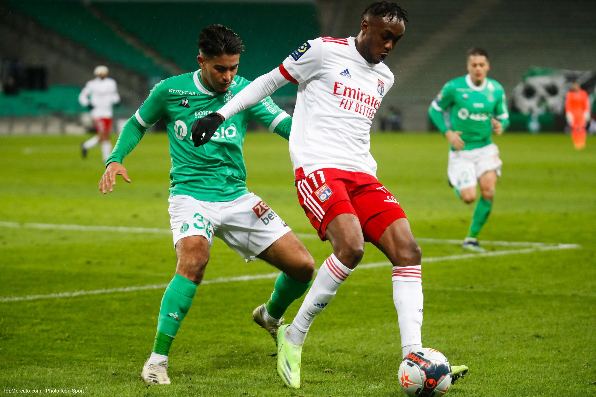 Etienne – Lyon: official traces, channel and match time