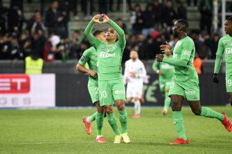Wahbi Khazri, match ASSE Saint-Etienne-Angers SCO
