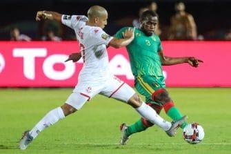 Wahbi Khazri, match Tunisie - Mauritanie