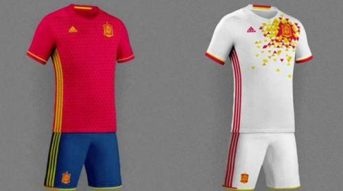 Maillots Espagne