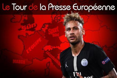 Neymar attendu ce dimanche au Parc des Princes pour son retour