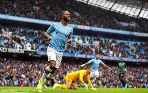 Sterling pas certain de prolonger avec City