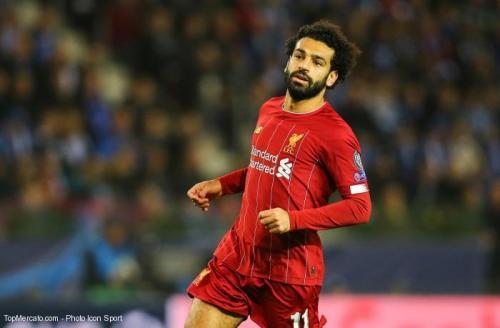 Klopp parle de Salah