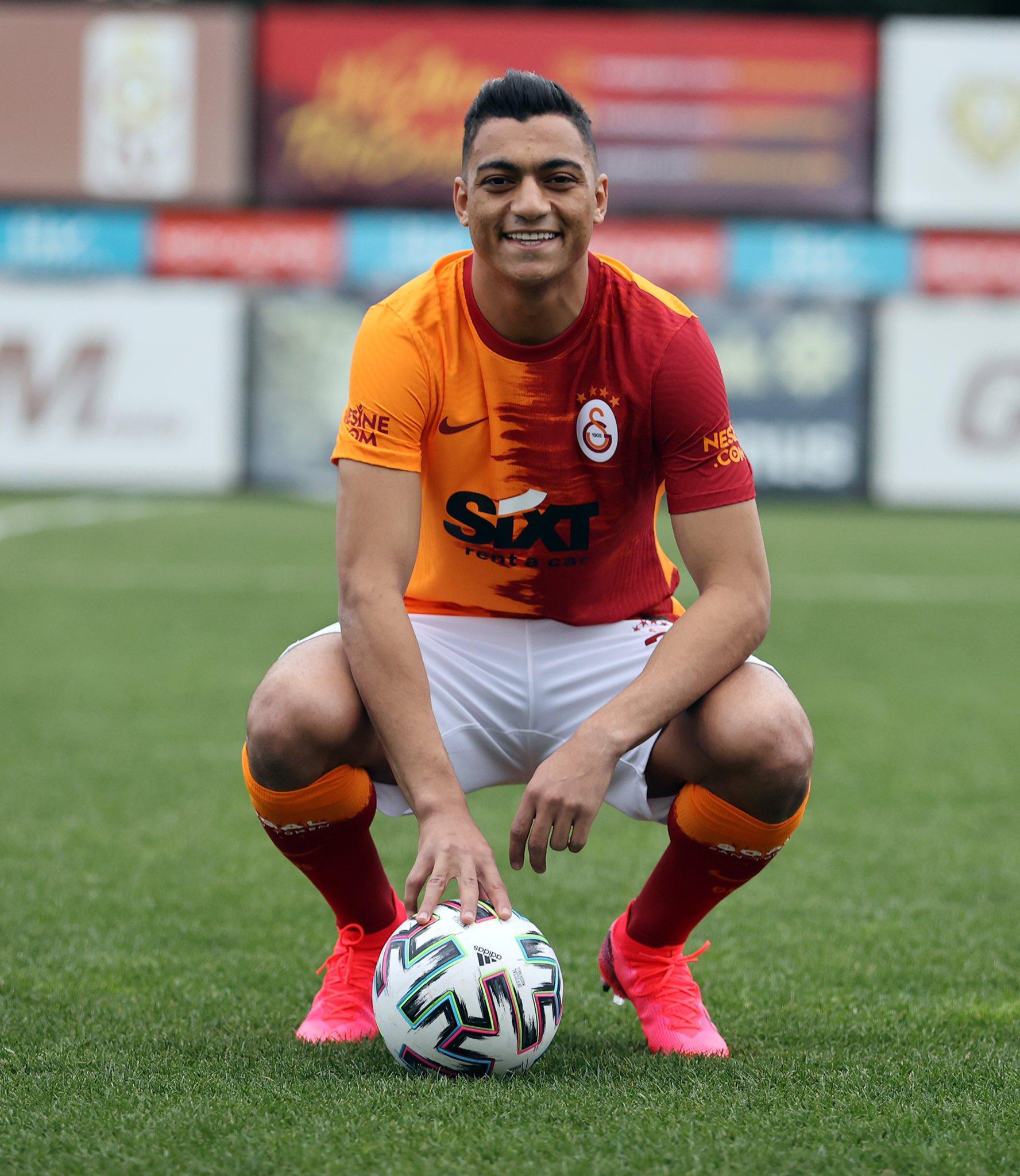 Mostafa Mohamed rejoint Galatasaray
