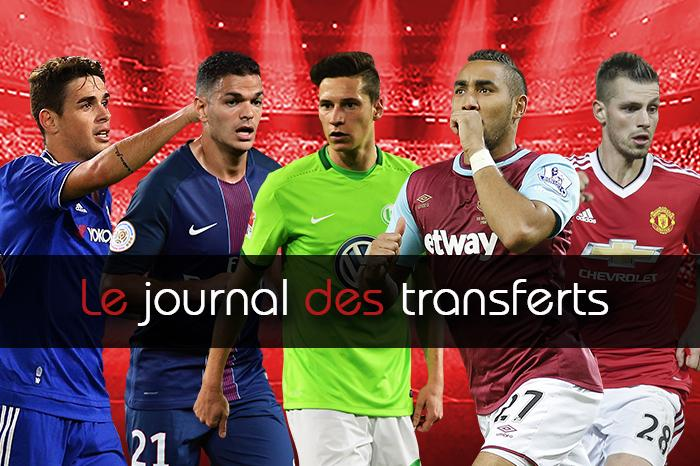Le journal du mercato